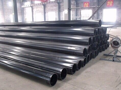 ANSI A106 gr b A192 / A53 / A500 Round Carbon boiler steel pipe