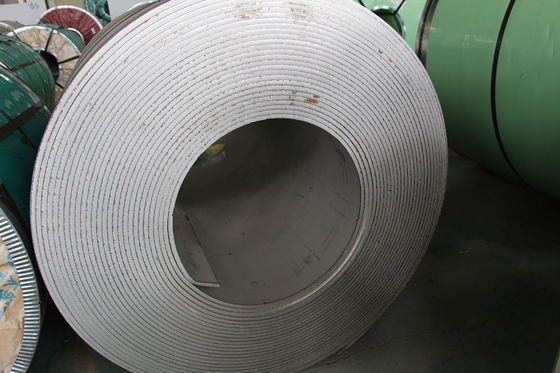 Stainless Steel Coil SUS 304 304L 321 316L Width 1219mm 1500mm