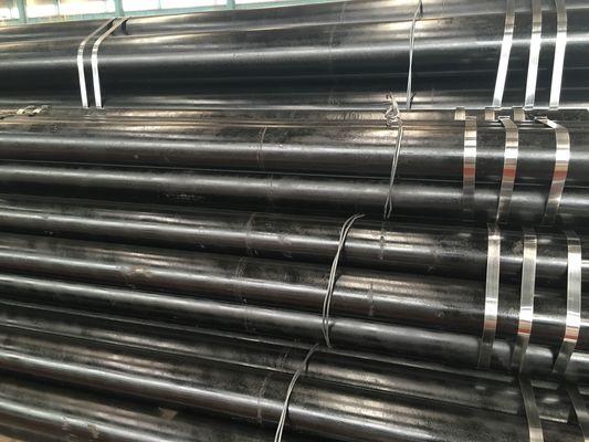 3LPE Carbon Steel Pipe 42CrMo / 12CrMoV structural steel tubing
