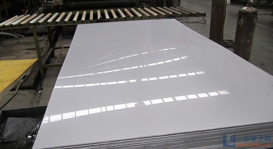 AISI 904L Cold Rolled Stainless Steel Sheet 0.3 - 20mm NO.1 JIS Steel Coil