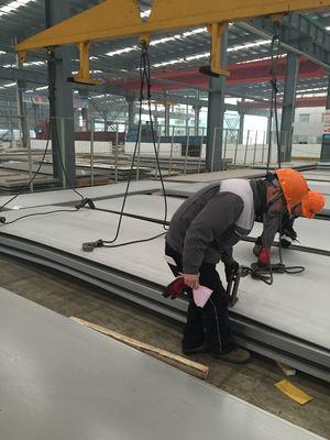 ASTM A-240 / A-240 M GR 316 Steel Plate , 4 Feet Width , 8 Feet Length
