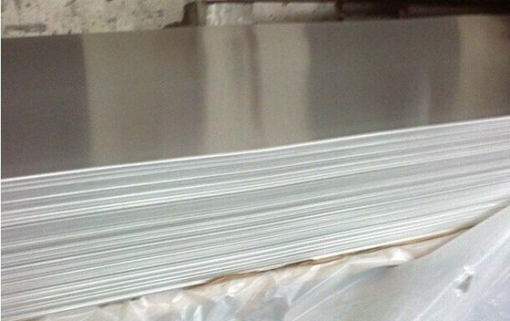 China 2b BA 316 Stainless Steel Sheet factory