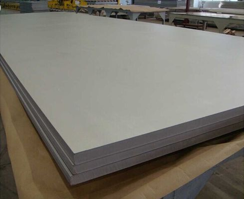 China 301 304 316 Stainless Steel Sheet factory