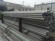 321 And 316Ti Stainless Steel Tube / Pipe Standard ASTM A312 / 312M Random Length