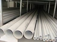 Structure 100mm stainless steel pipe TP310S / 310H , TP321 , Pickled and Annealed